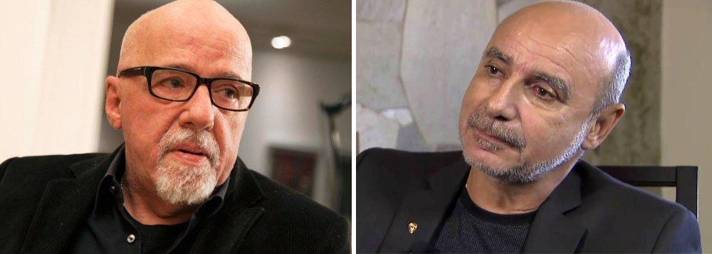 Paulo Coelho sugere que Queiroz tenha sido assassinado