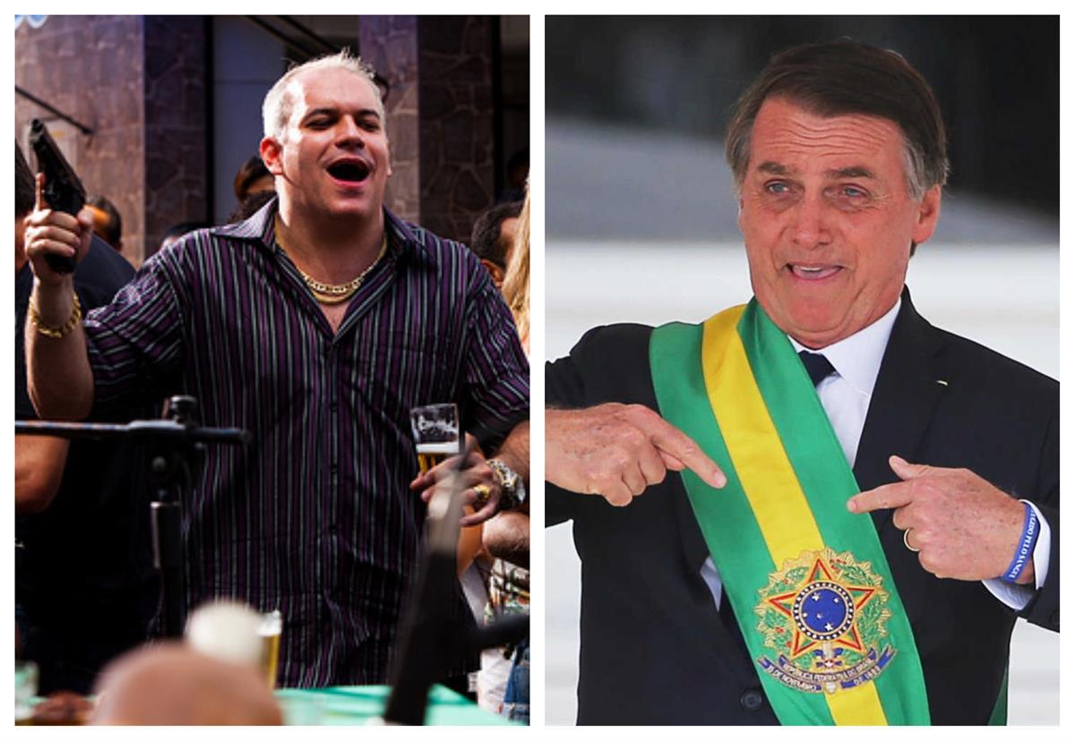 Ator que interpretou miliciano em 'Tropa de Elite' pede renúncia de Bolsonaro