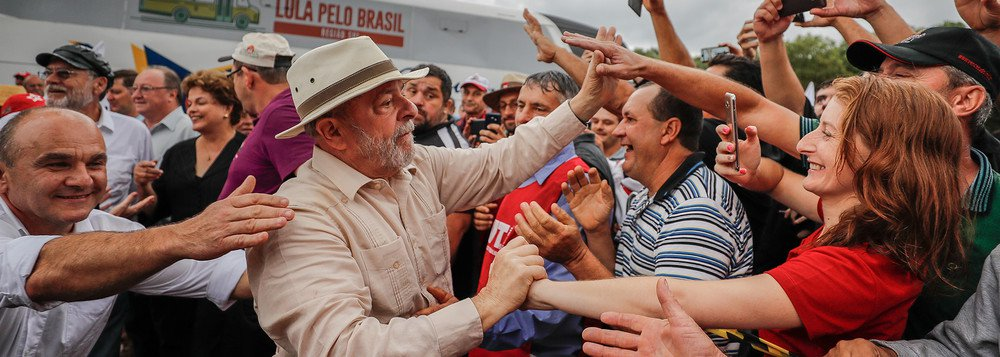 Criado comitê Lula Livre em Israel