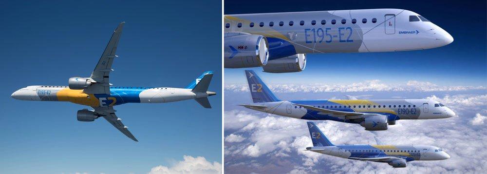 Dona da Embraer, Boeing muda nome da empresa para Boeing Brasil - Commercial
