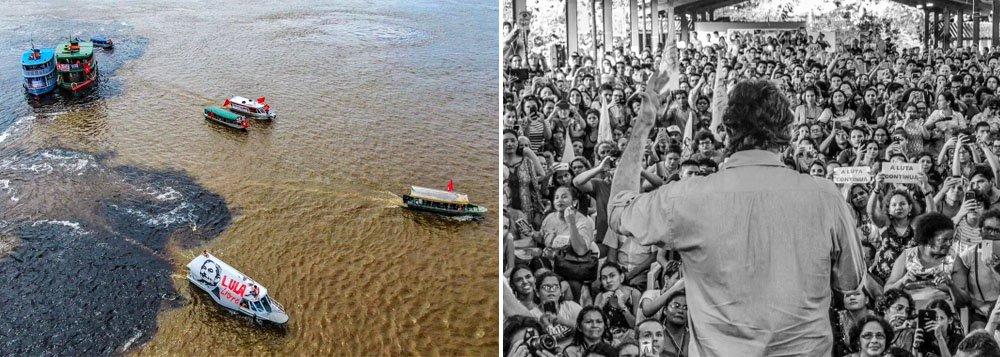 Haddad: Bolsonaro tem medo, porque estudantes não sairão das ruas