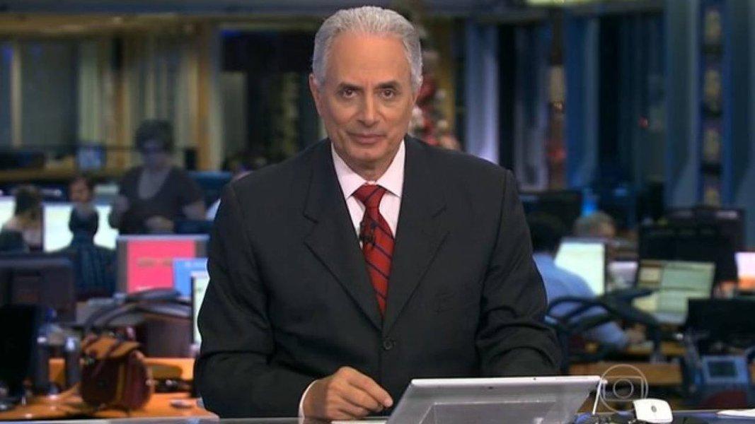 William Waack deve comandar a CNN Brasil