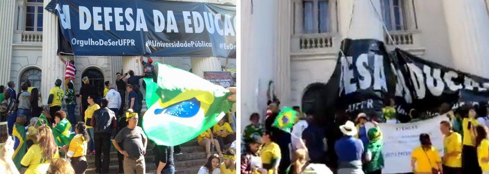 Micareta fascista fracassa e amplia o isolamento de Bolsonaro