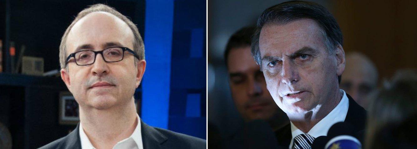 Reinaldo: Bolsonaro tenta intimidar Congresso e Judiciário