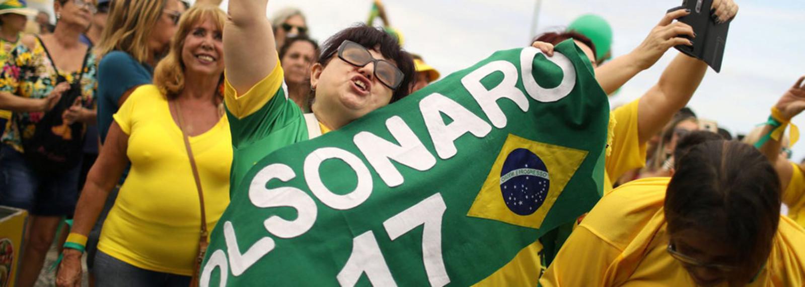 O primeiro grande erro tático de Bolsonaro