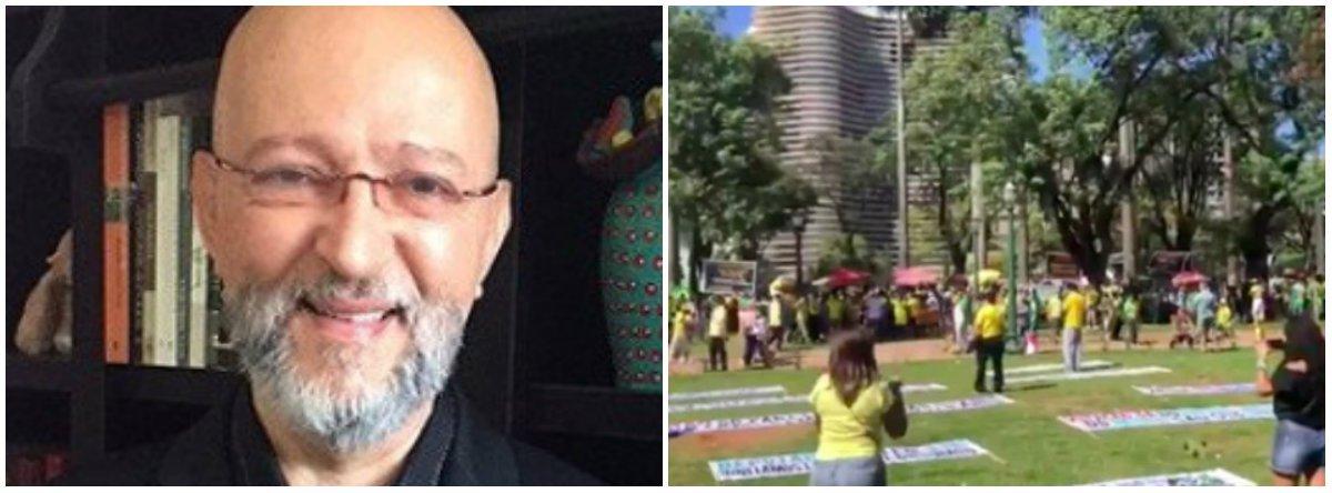 Josias: Imaginar que a rua fortaleceu Bolsonaro é ilusão