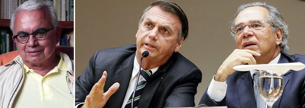 Marcos Coimbra: ricos já entenderam que Bolsonaro não resolve