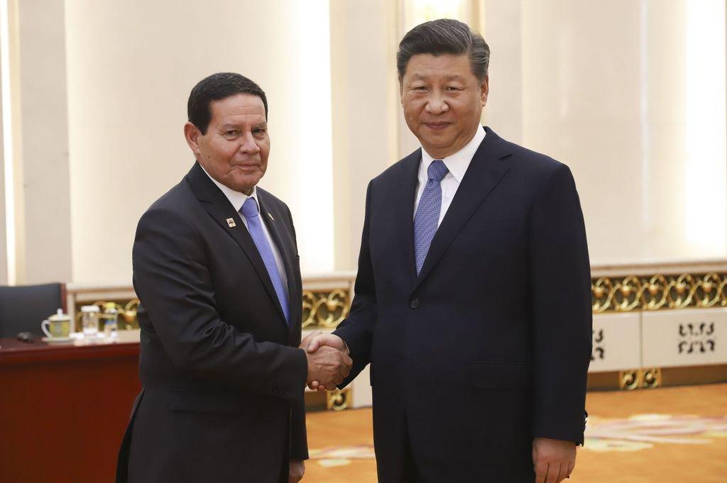 Mourão: Venezuela deverá dar retorno ao investimento chinês