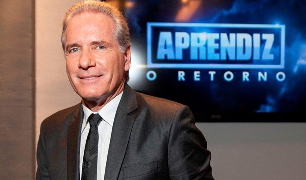 Roberto Justus culpa o Ibope por fracasso de programa