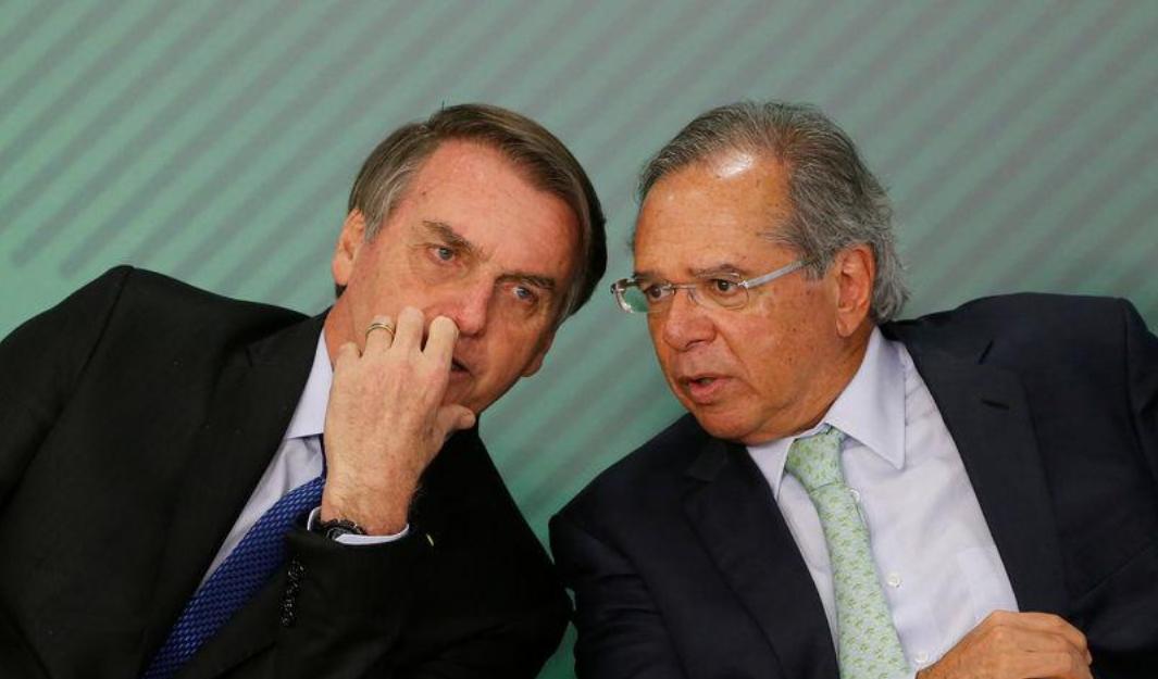 Fracasso de Guedes e Bolsonaro derruba a confiança dos empresários do setor de serviços