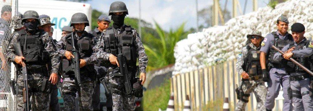 Defensoria diz que 20% dos presos mortos em massacre no AM não haviam sido julgados