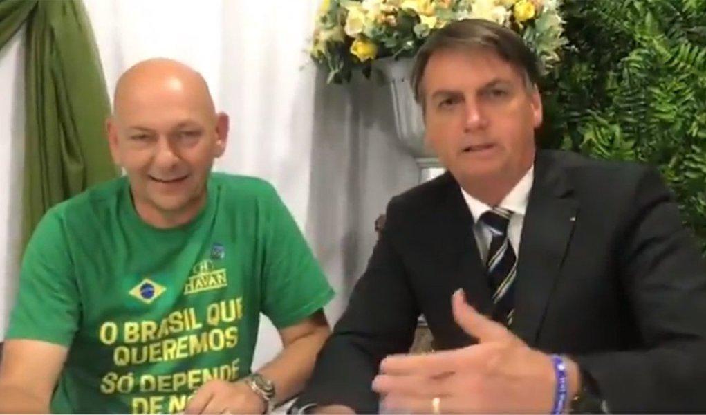 Dono da Havan ataca o Papa por carta a Lula