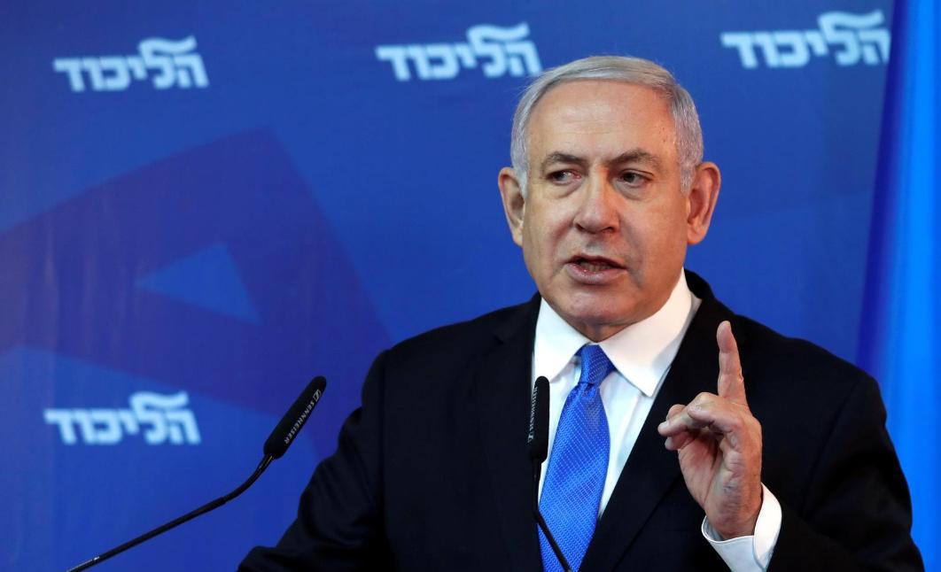 Israelenses vão às ruas em protesto contra Netanyahu