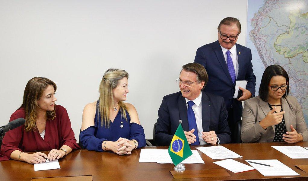 Bolsonaro revela que não gosta de pobre