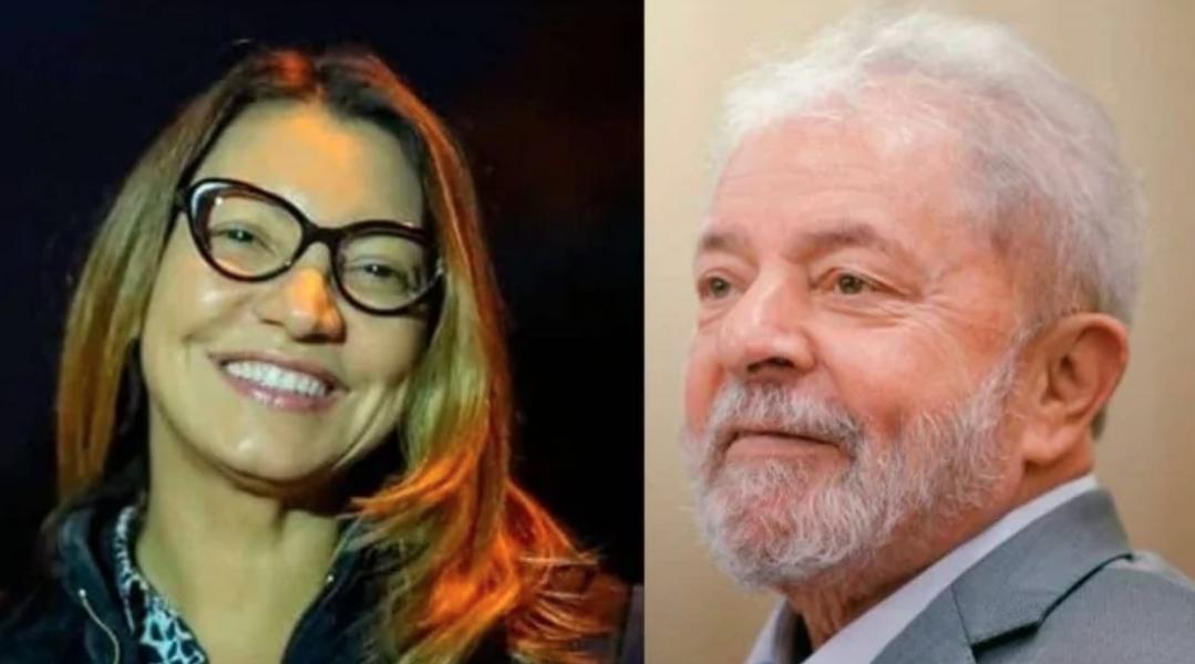 Estatal transfere namorada de Lula para Foz, a 630 km de Curitiba