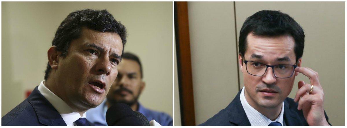 CNJ nega abrir investigação contra Moro por conversas com Deltan