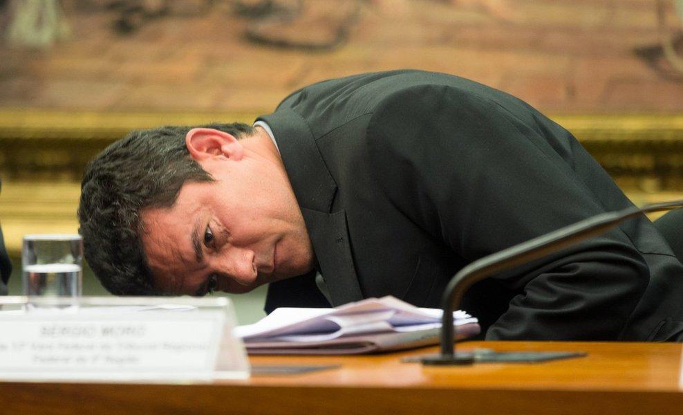 Moro vai depor ao Senado sobre conluio com Dallagnol para condenar Lula e fraudar democracia