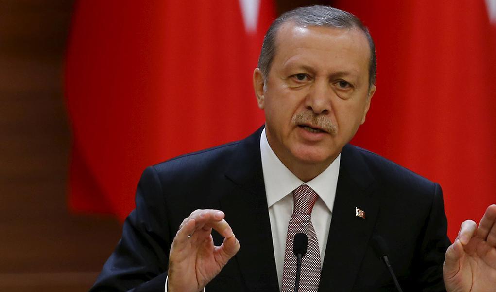 Erdogan diz que EUA pressionam para desestabilizar a Turquia