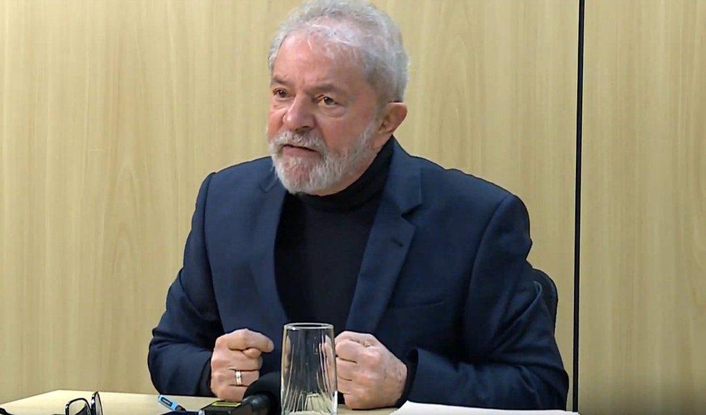 Lula sobre a Lava Jato: as instituições não podem ser comandadas por moleques