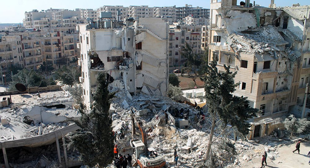 Rússia anuncia cessar-fogo em Idlib, região síria