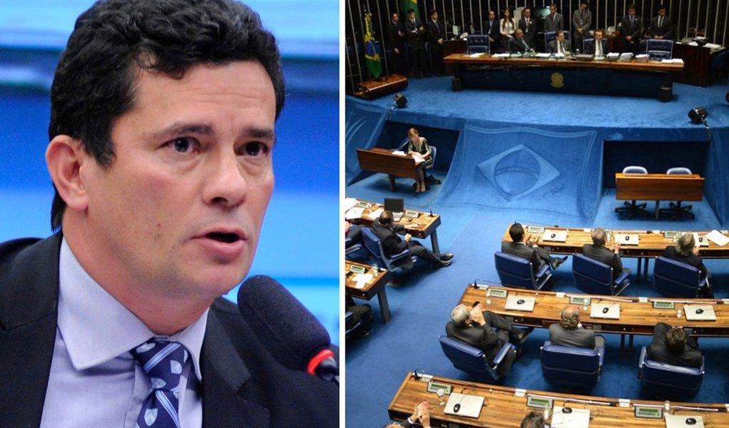 Após a Vaza Jato, Senado volta a discutir Lei de Abuso de Autoridade