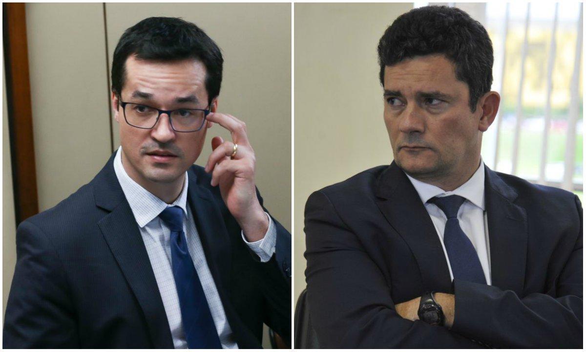 Intercept publica novos diálogos de Moro e Dallagnol que reforçam parcialidade da Lava Jato