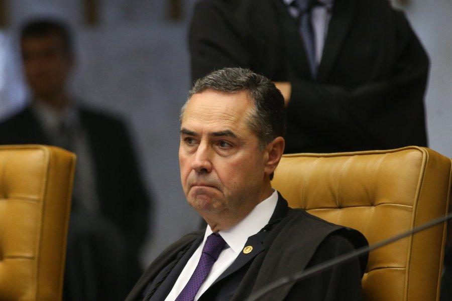 Barroso quando fala em corruptos eufóricos avisa que Lula ficará preso
