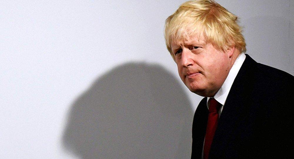 Boris Johnson incia campanha no Reino Unido com o mote: 'Sair da UE em 31 de outubro'