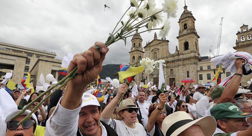 ONU alerta sobre assassinatos de líderes sociais na Colômbia
