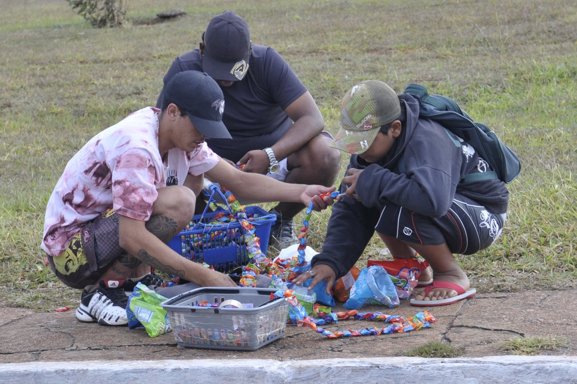 No Brasil, Ministério Público recebe 4,3 mil denúncias de trabalho infantil por ano