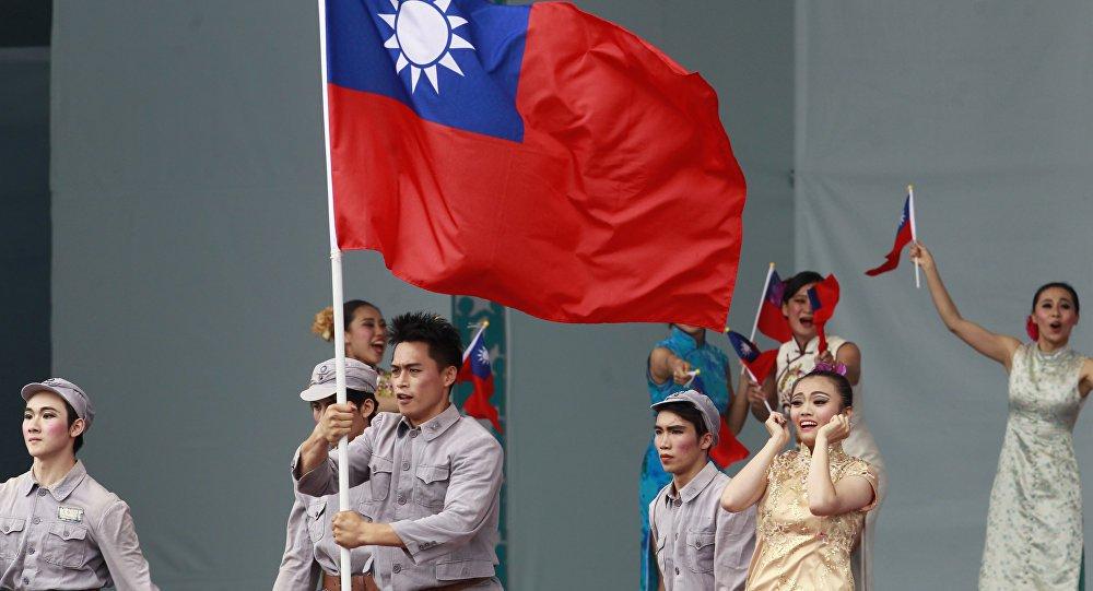 China diz que não vai tolerar separatismo de Taiwan
