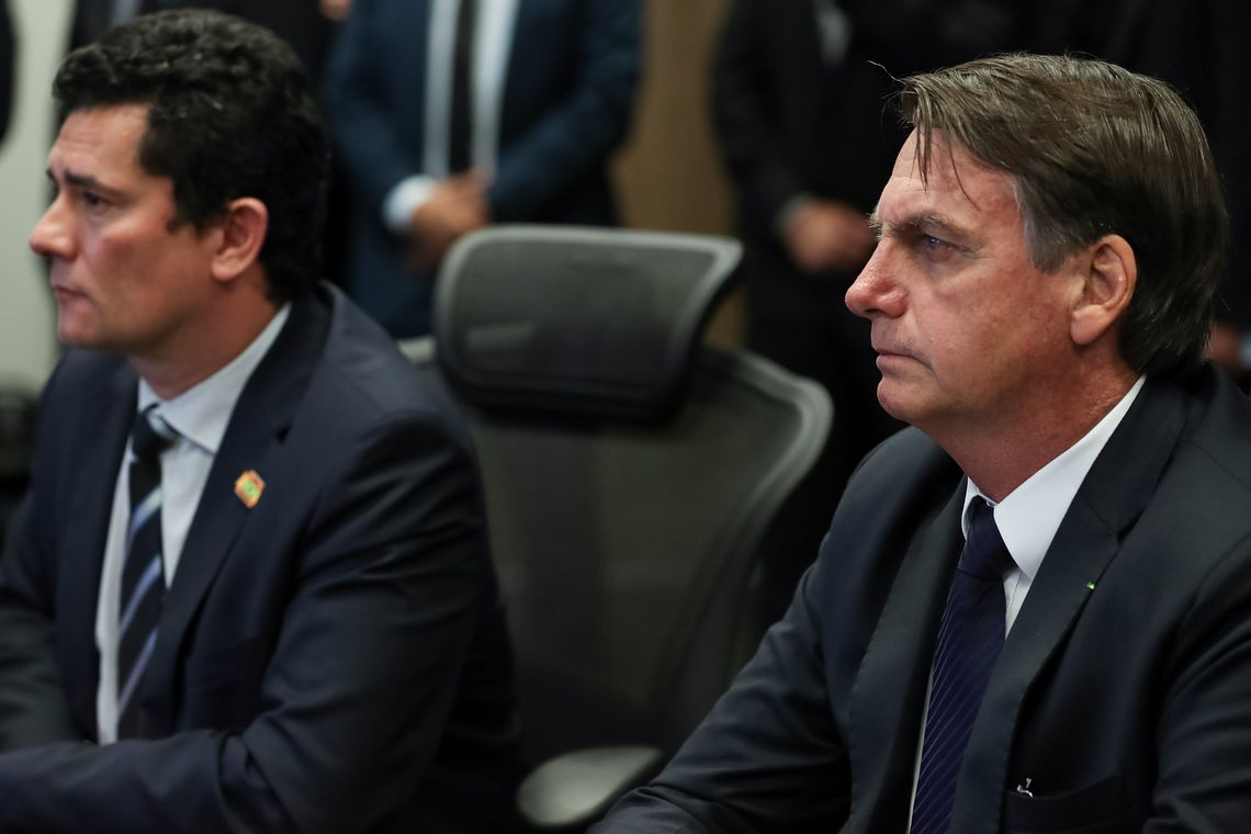 Bolsonaro vai se livrar de Moro