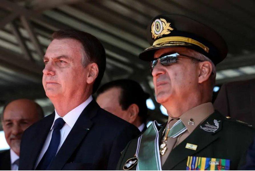 Governo Bolsonaro sinaliza com endurecimento