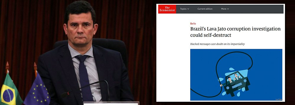 Economist: Moro se tornou indefensável