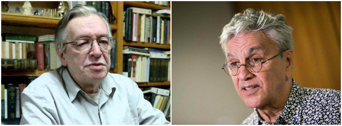 Olavo de Carvalho perde ação na Justiça contra Caetano Veloso