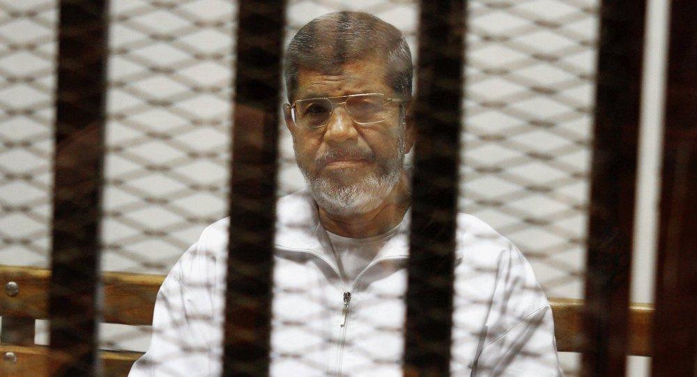 Morre o ex-presidente egípcio Mohamed Mursi