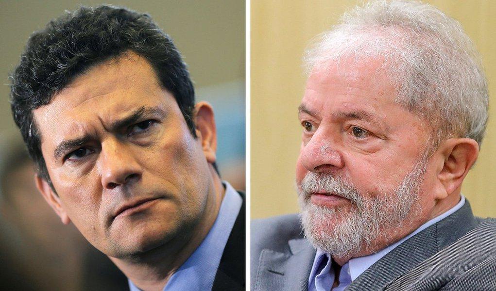 Moro dedicou mais da metade da carreira à perseguição a Lula