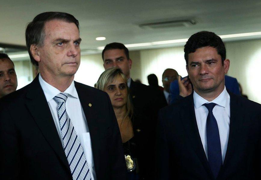 Moro, Bolsonaro e a Democracia sinuosa brasileira