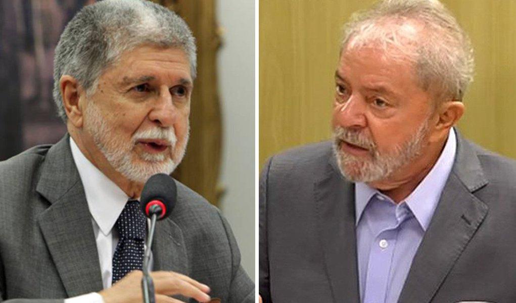Celso Amorim: teste agora é a liberdade de Lula