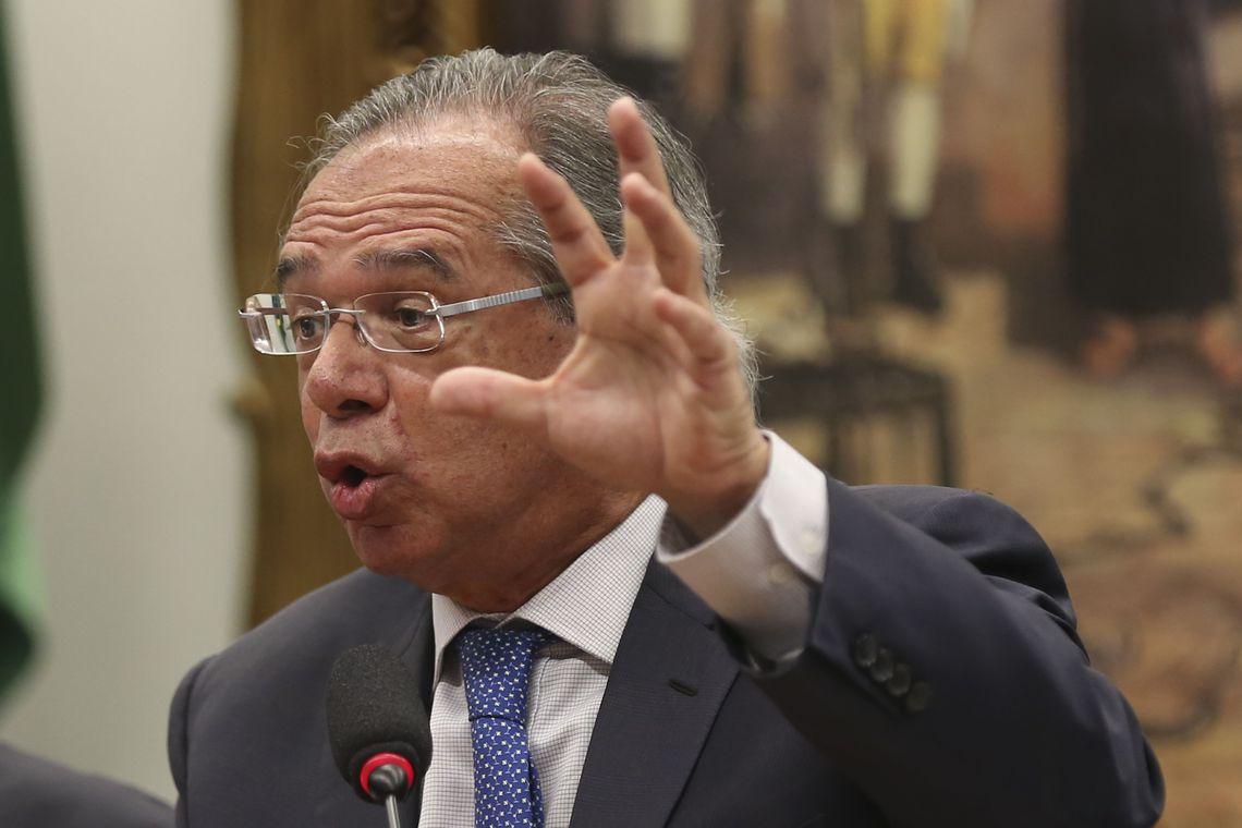 Guedes ameaça: se abortarem projeto, nova reforma será necessária