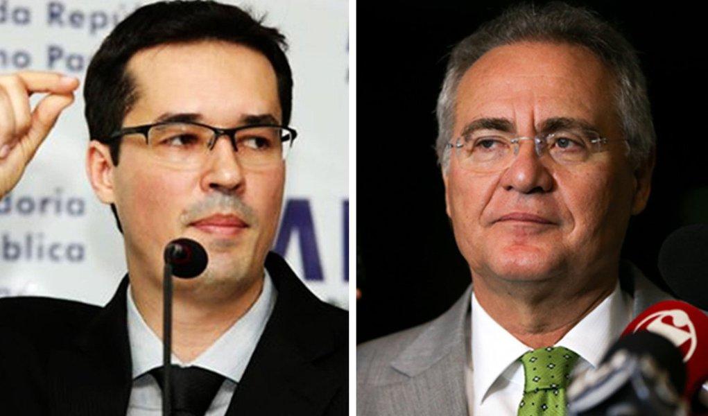 Renan: Deltan vai representar o MP na assembleia de credores da Odebrecht