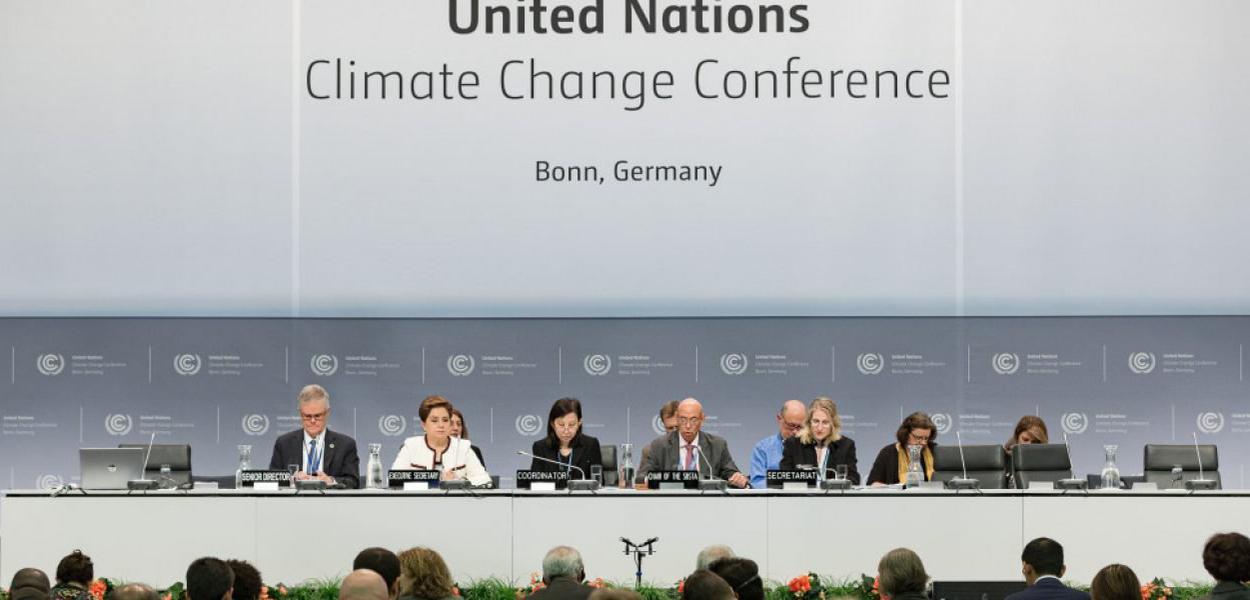 Convenção-Quadro das Nações Unidas sobre Mudança do Clima