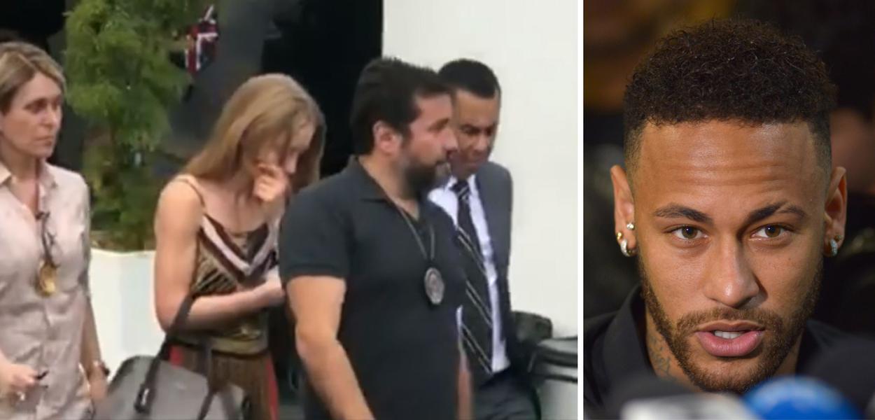 Advogado diz que pode pedir acareação entre Najila e Neymar