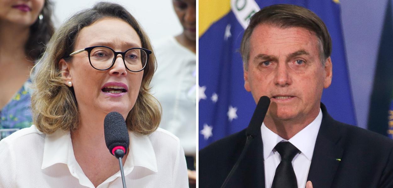 Retratação de Bolsonaro desagrada Maria do Rosário, que vai recorrer