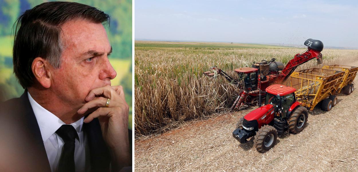 Em 5 meses, Bolsonaro atendeu 50% da pauta do agronegócio