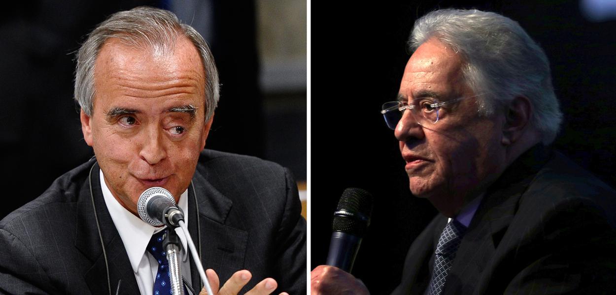 Cerveró: Corrupção veio do governo FHC e beneficiou filho do presidente