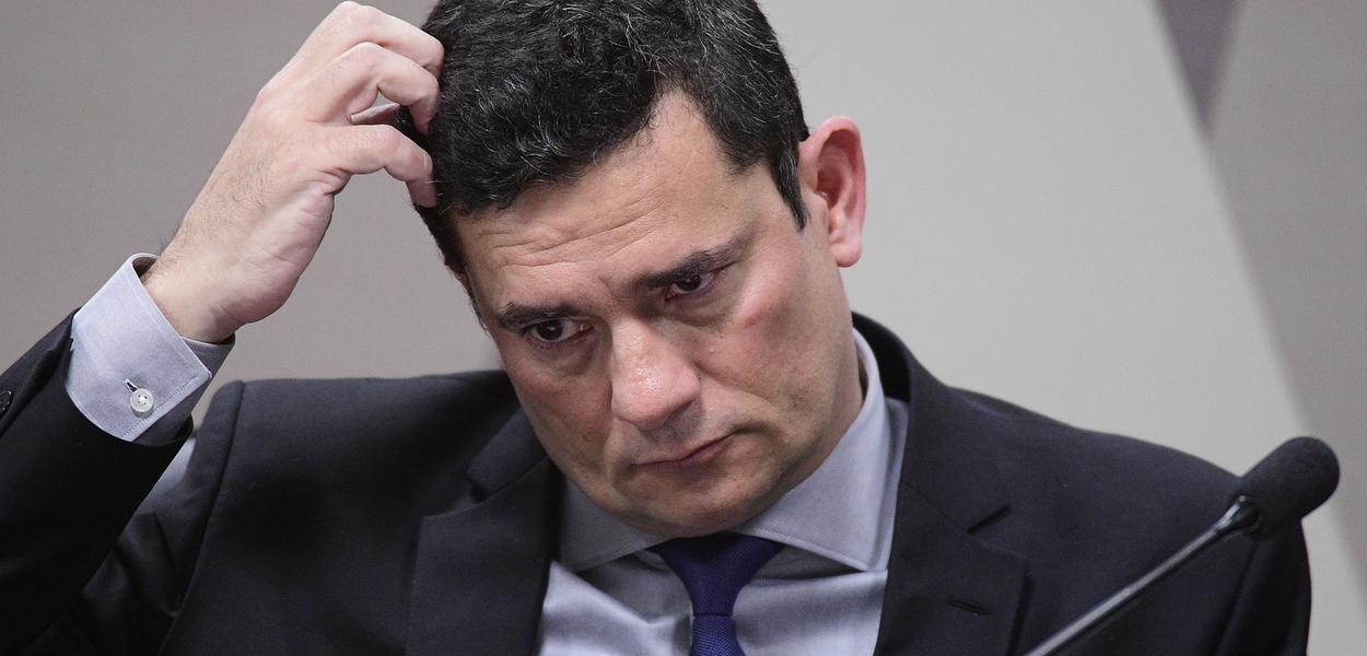 Sérgio Moro depõe à CCJ do Senado