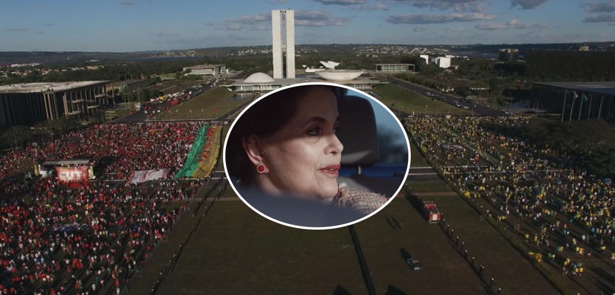 Documentário Democracia em Vertigem, de Petra Costa