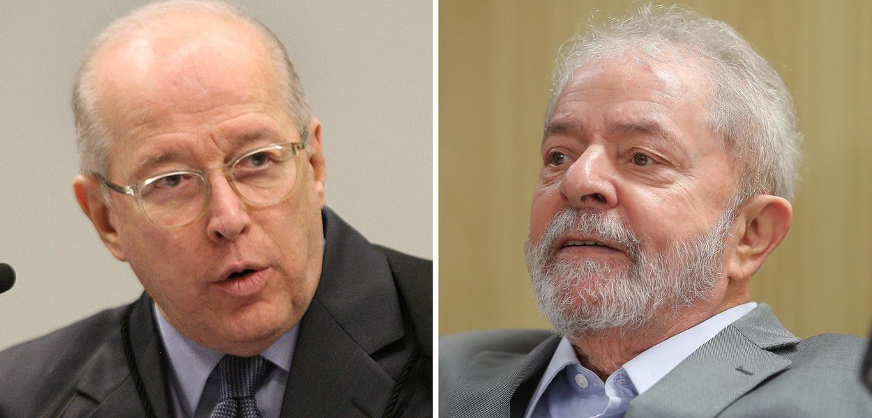 Celso de Mello deve decidir o destino de Moro e Lula