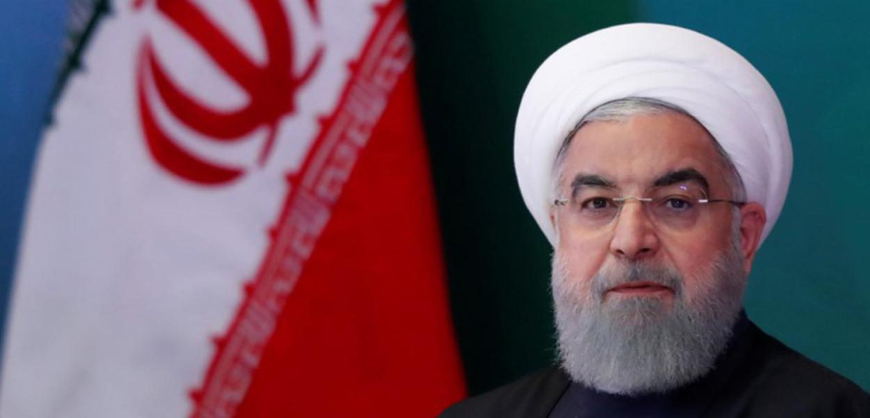 Presidente iraniano, Hassan Rouhani 15/02/2018 REUTERS/Danish Siddiqui